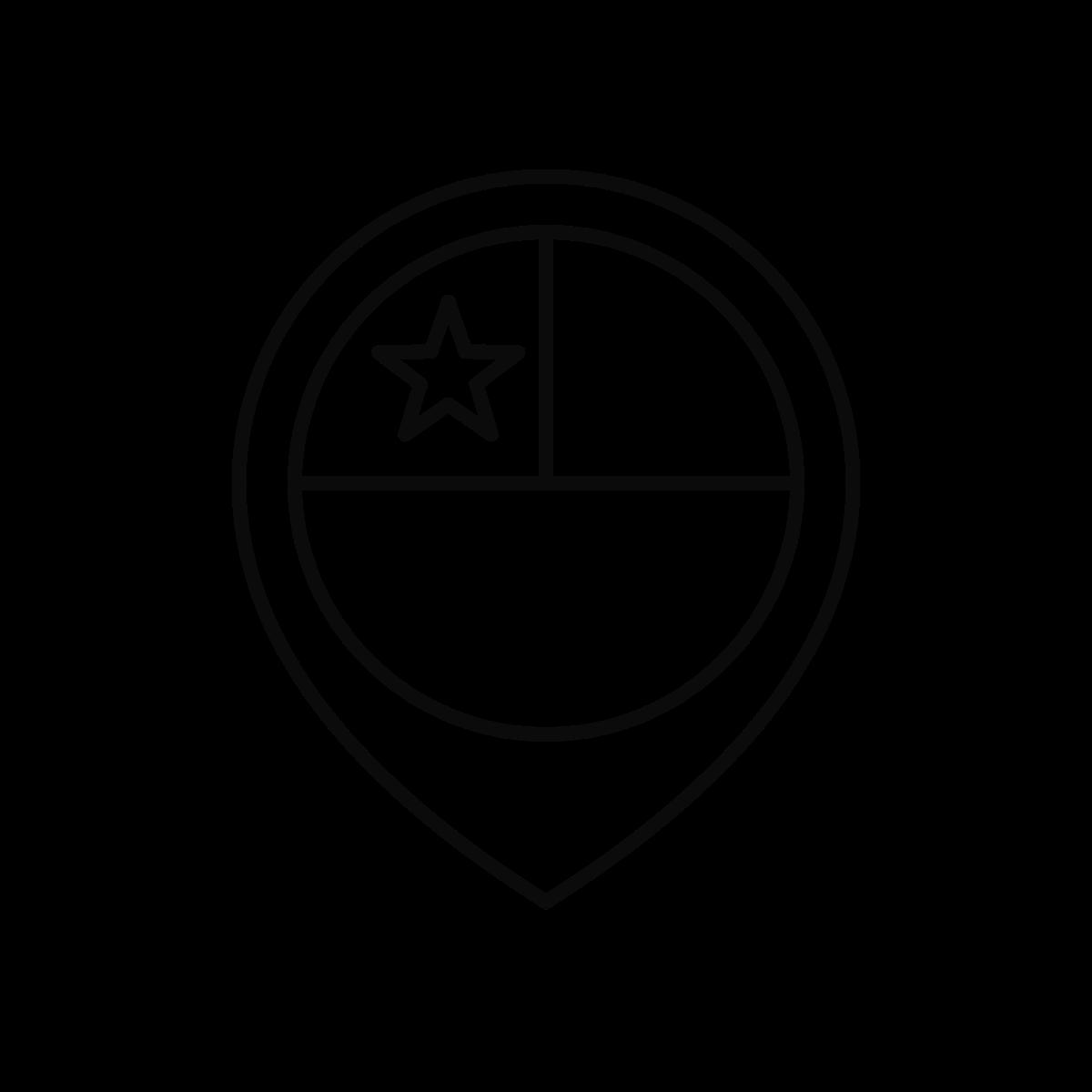 noun_Flag of Chile_2611962