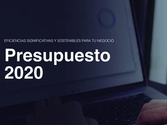 presupuesto2020