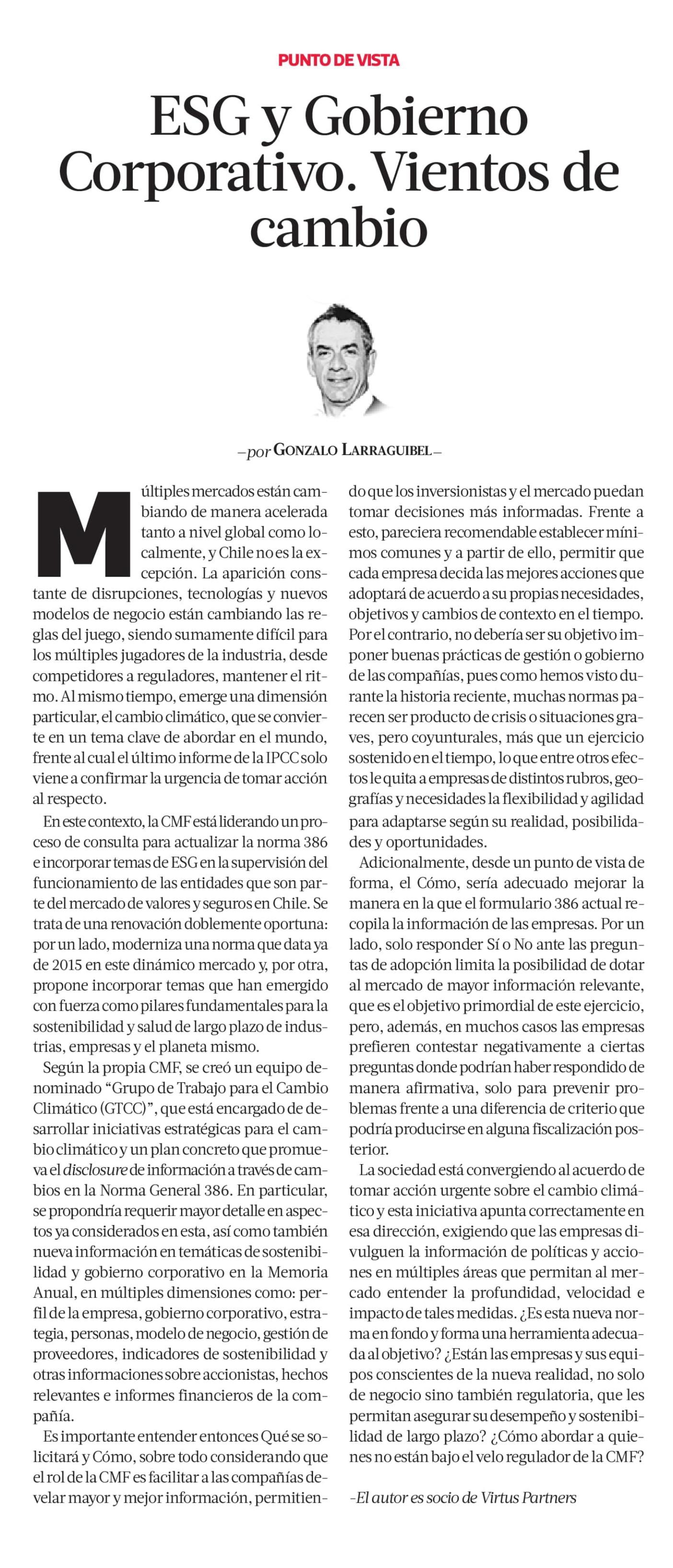 202109. Columna Gonzalo Larraguibel